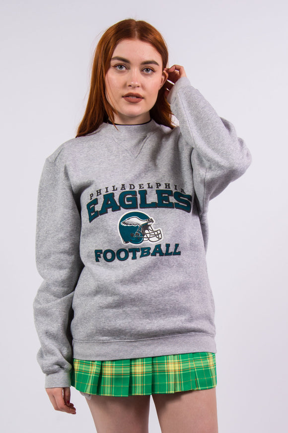 Reebok Vintage Philadelphia Eagles Sweatshirt