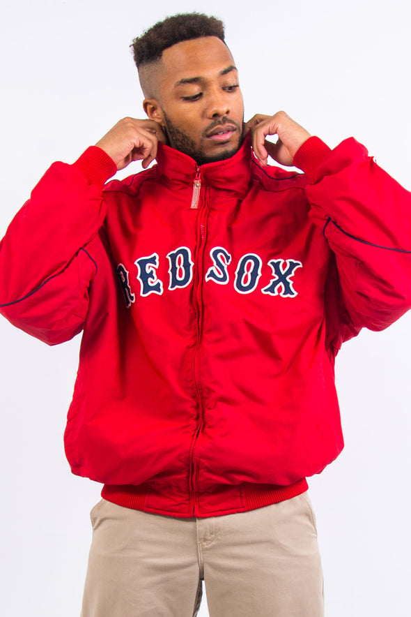 Majestic Red Sox MLB Padded Jacket