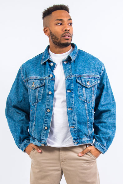 90's Benetton Denim Jacket