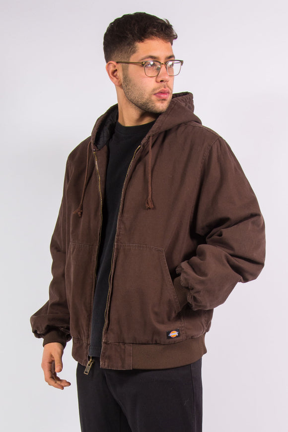 Vintage Dickies Brown Chore Jacket