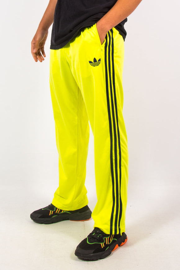 Vintage Adidas Neon Tracksuit Bottoms
