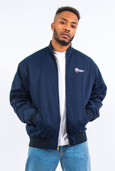 USA Workwear Quilted Bomber Jacket