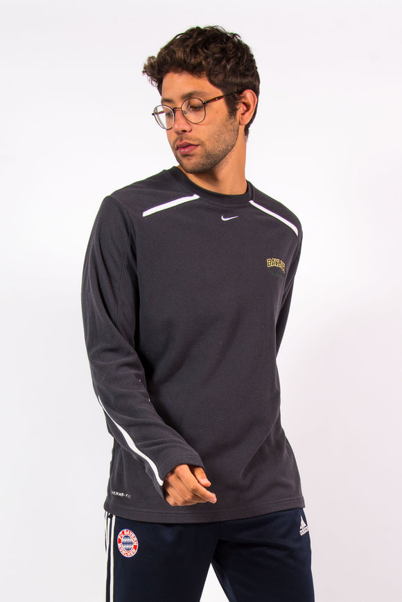 Nike Centre Logo Fleece Sweatshirt