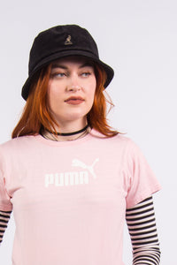 Puma Vintage 90's Baby Pink T-Shirt