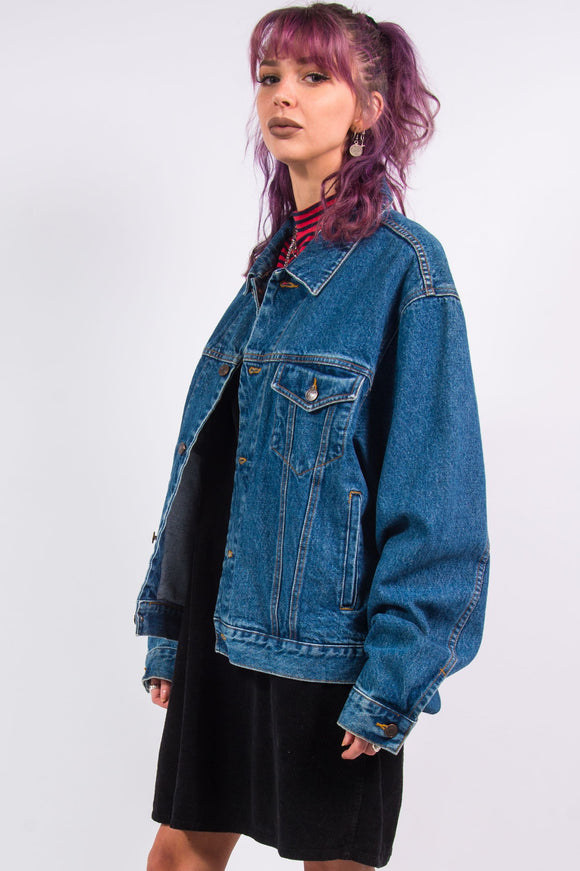 Vintage 90's Gap Blue Denim Jacket
