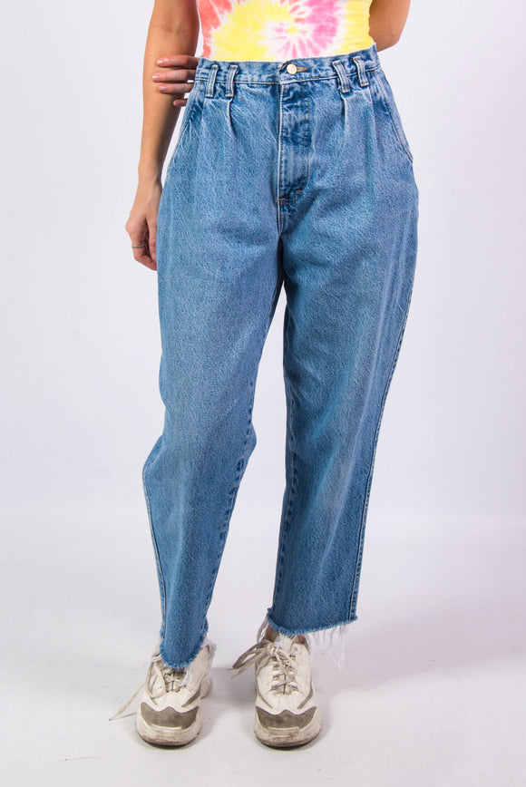 Vintage 90's Blue Denim Mom Jeans