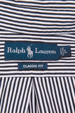 Vintage Ralph Lauren Striped Short Sleeve Shirt