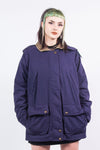 90's Vintage Parka Hooded Coat
