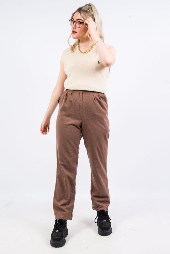 Vintage 90's High Waist Trousers