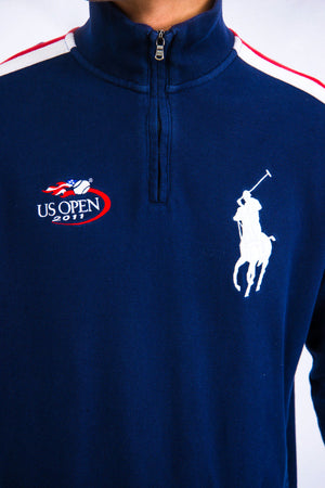 Ralph Lauren U.S. Open Tennis 1/4 Zip