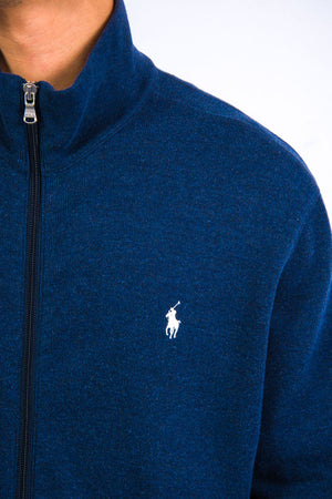 Ralph Lauren Zip Sweatshirt