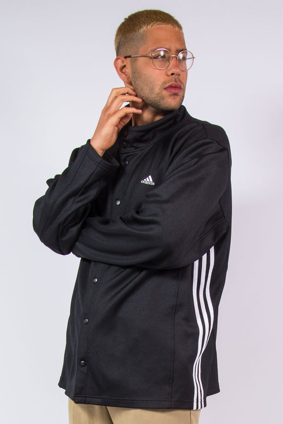 Vintage Adidas Tracksuit Jacket Training Top