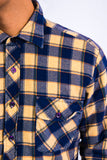 Vintage Padded Flannel Shirt