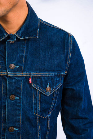 Vintage Levi's Blue Denim Jacket