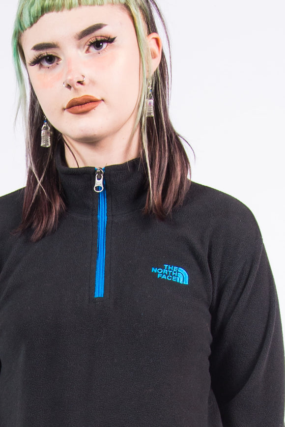 Vintage The North Face 1/4 Zip Fleece
