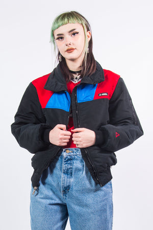 Vintage 90's Padded Ski Jacket Coat