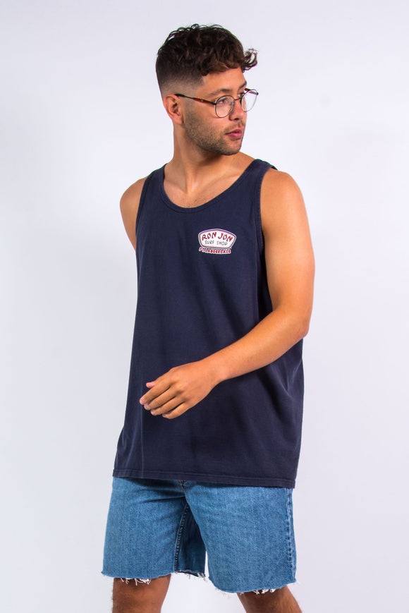 Vintage Ron Jon Surf Shop Vest