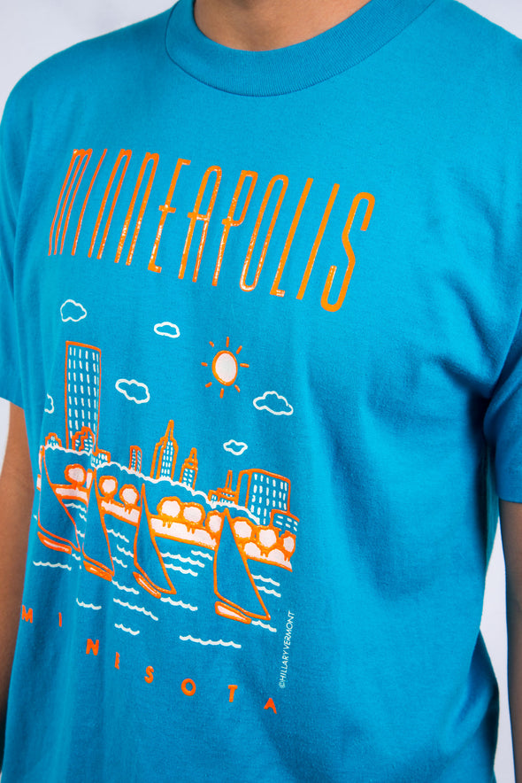 90's Minneapolis Graphic Tourist T-Shirt