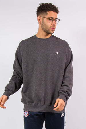 Vintage Champion Grey Sweatshirt