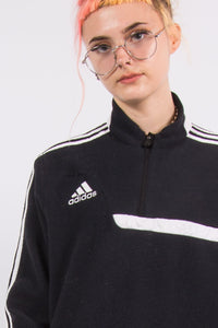 Vintage 90's Adidas 1/4 Zip Fleece