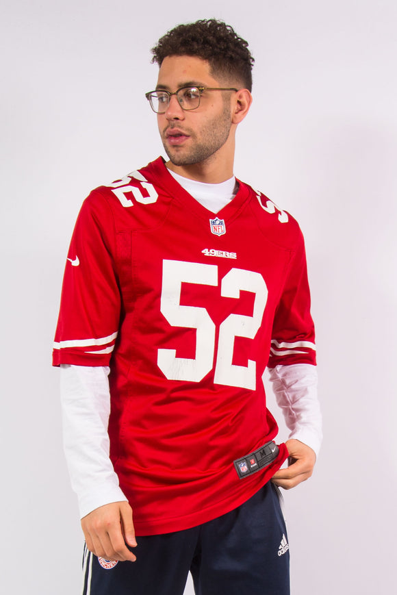 Nike San Francisco 49ers NFL Jersey
