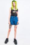 Bongo Denim Mom Shorts
