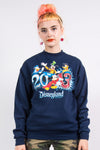 Vintage Disneyland New Year Sweatshirt