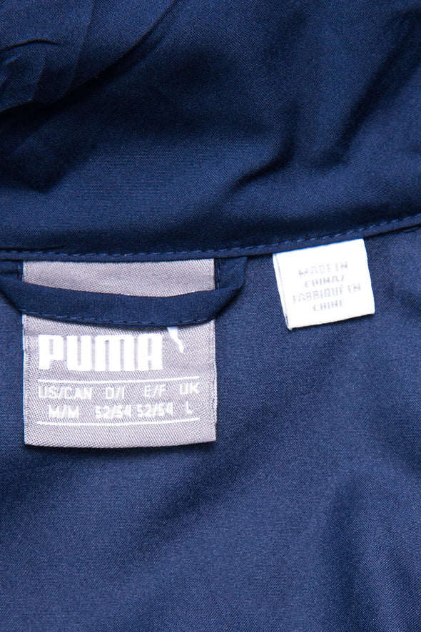 Puma 1/4 Zip Windbreaker