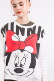 Vintage 90's Disney Minnie Mouse Sweatshirt