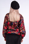 Vintage 90's Abstract Print Jacket