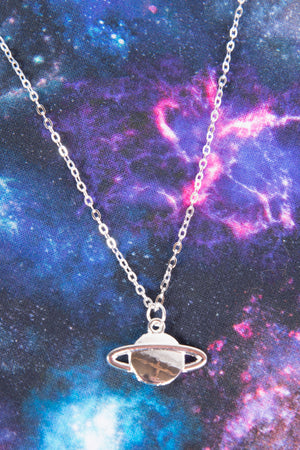 Outta This World Planet Necklace