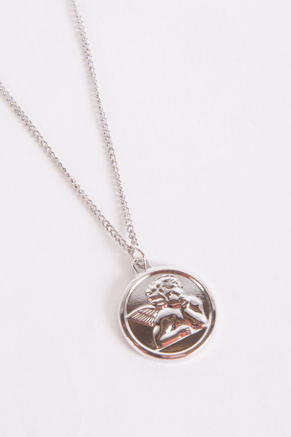Cherub Charm Chain Necklace