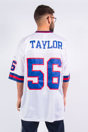 Reebok Throwback New York Giants NFL Jersey