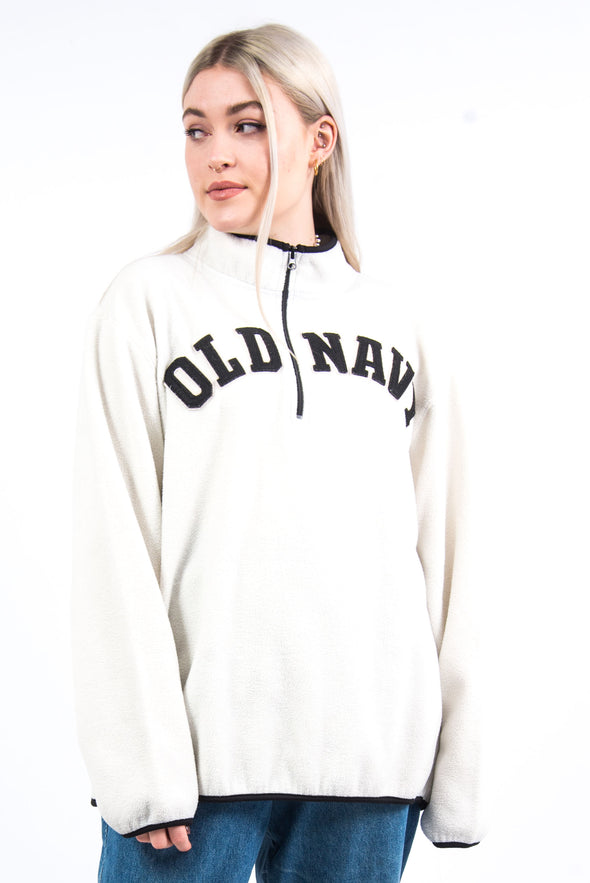 Vintage Old Navy 1/4 Zip Fleece
