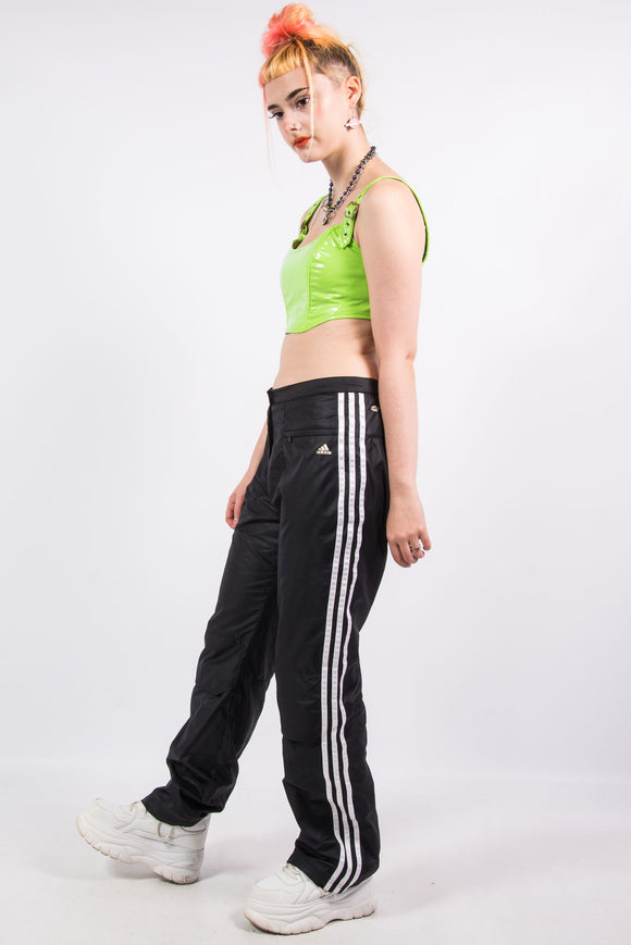 Vintage 90's Adidas Tracksuit Trousers