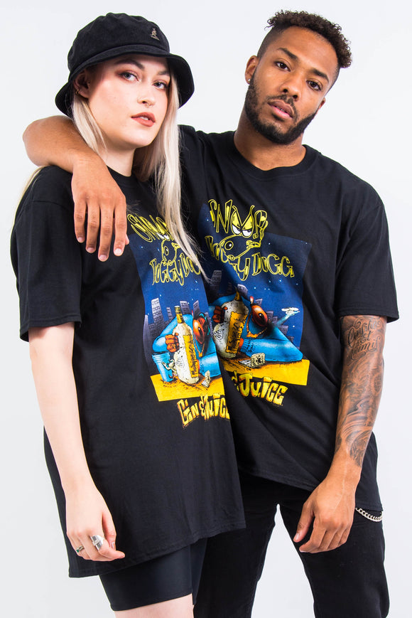 Snoop Dogg Gin & Juice T-Shirt