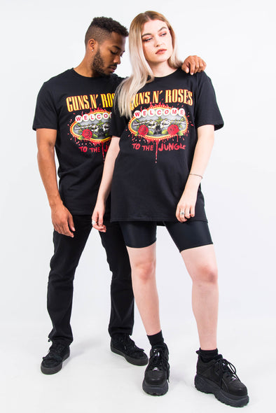 Guns N Roses Welcome To The Jungle T-Shirt