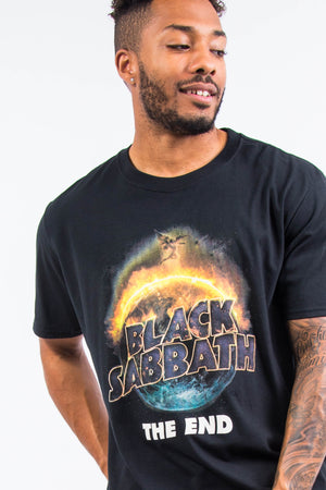 Black Sabbath The End T-Shirt