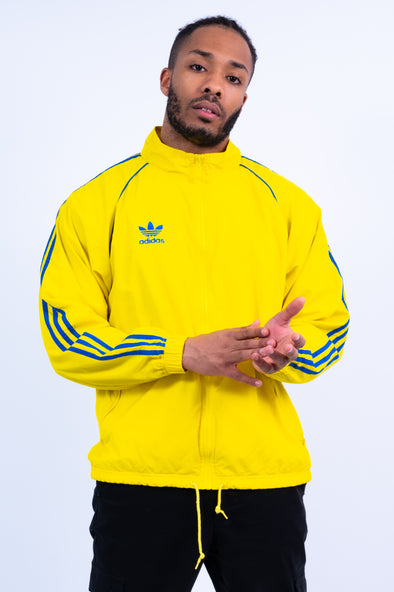 00's Adidas Windbreaker Track Jacket