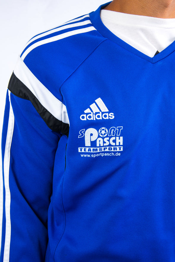 00's Adidas Football Sports Sweatshirt