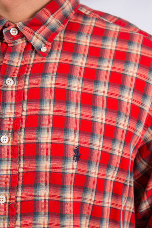 Vintage Ralph Lauren Checked Shirt