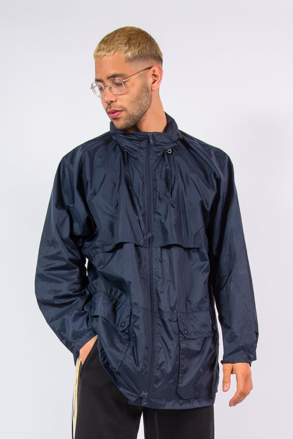 Vintage Klepper Waterproof Cagoule Rain Jacket