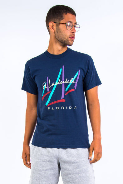 Vintage 90's Florida Vaction T-Shirt