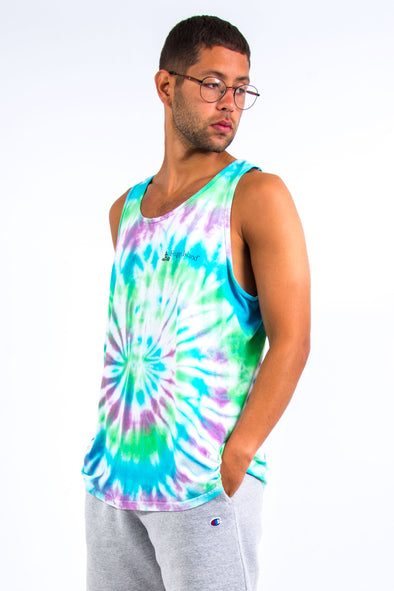 Vintage USA Tie Dye Vaction Vest