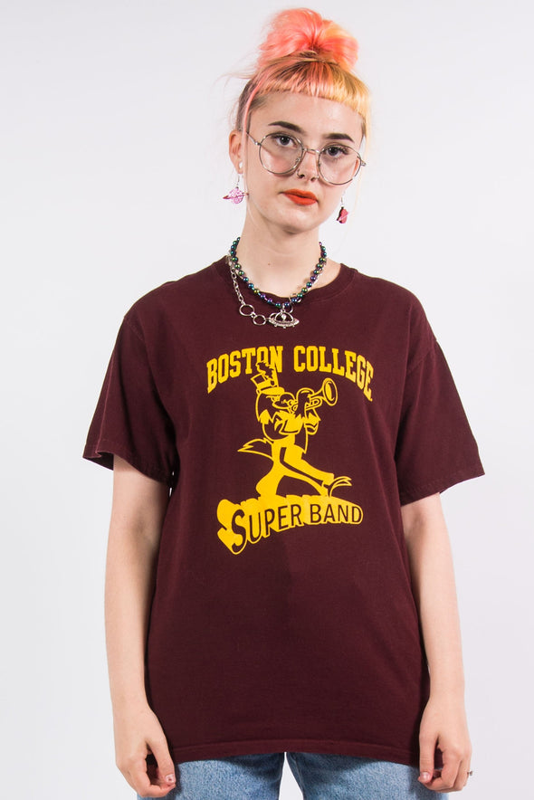 Vintage 90's Champion Boston College T-Shirt