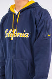 Nike California Zip Fasten Hoodie Hooded Sweatshirt