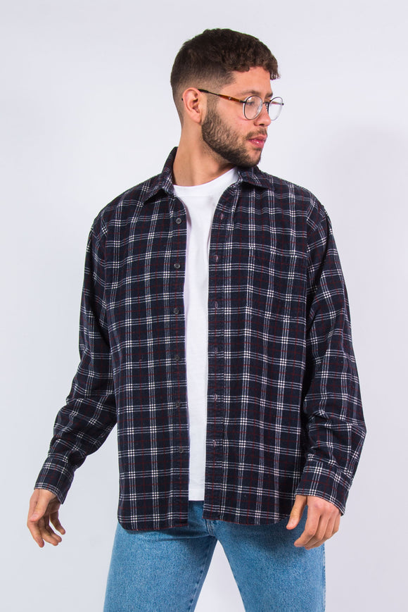 Vintage GAP Cord Checked Shirt