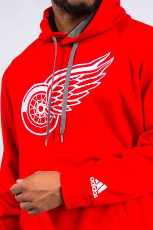Adidas Detroit Red Wings NHL Hoodie