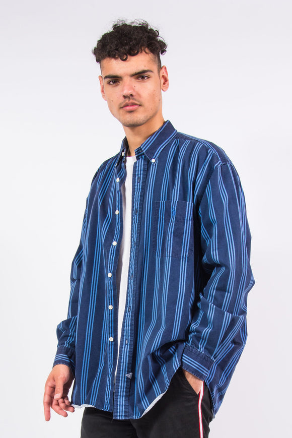 Vintage 90's Ralph Lauren Striped Shirt