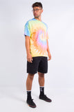California Tie Dye T-Shirt
